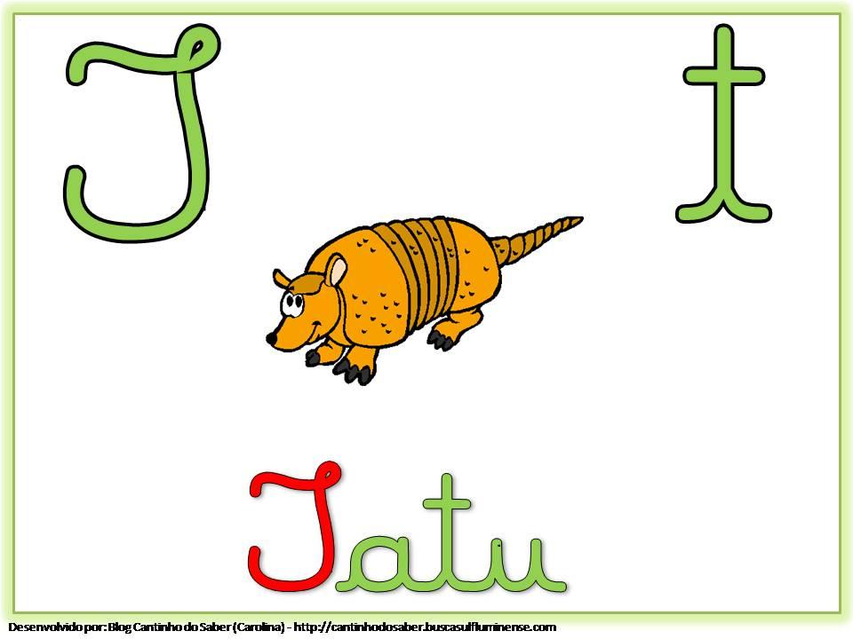Alfabeto com Letra Cursiva para Imprimir T