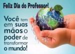 Homenagem ao dia do professor – Educação Infantil