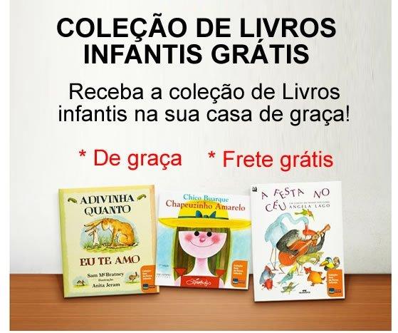 Livros Grátis com Frete Grátis
