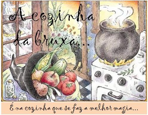Historinha a cozinha da bruxa