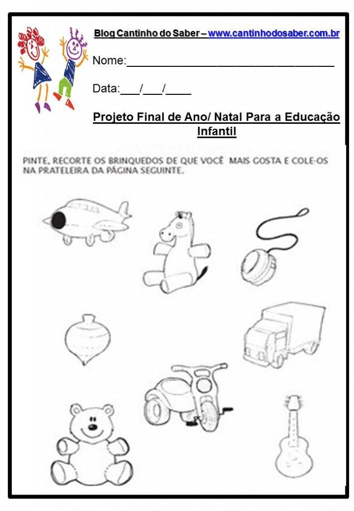 Atividades Educativas para o natal