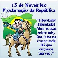 Dia da proclamação da república