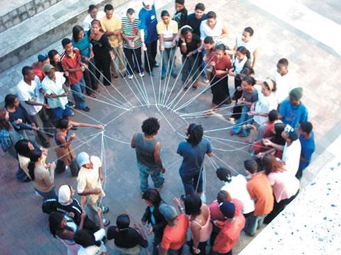 Dinâmica de grupo para crianças