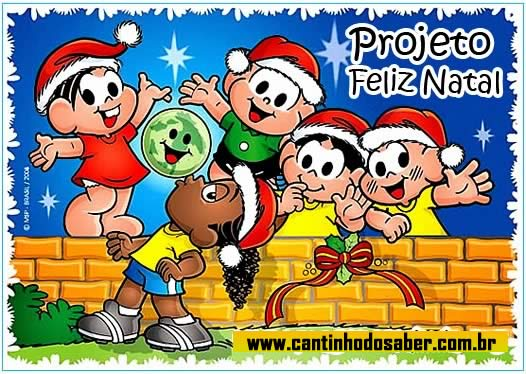 projeto para o natal