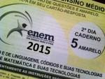 Provas e Gabaritos do ENEM para estudar para a prova de 2015