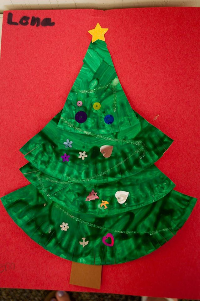 Enfeites com material reciclado para o natal