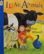 I Love Animals – Livro em Inglês