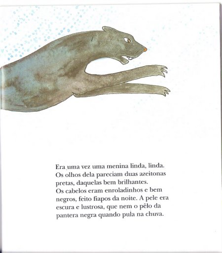 Livro Menina Bonita do laço de fita