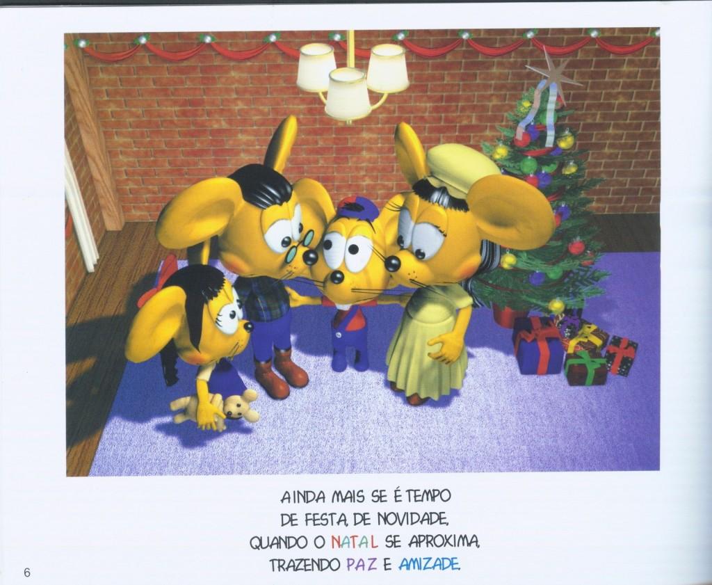 Livro O Sonho de Natal