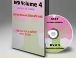 Receba atividades em sua casa com frete grátis – DVD Cantinho do Saber Vol.4