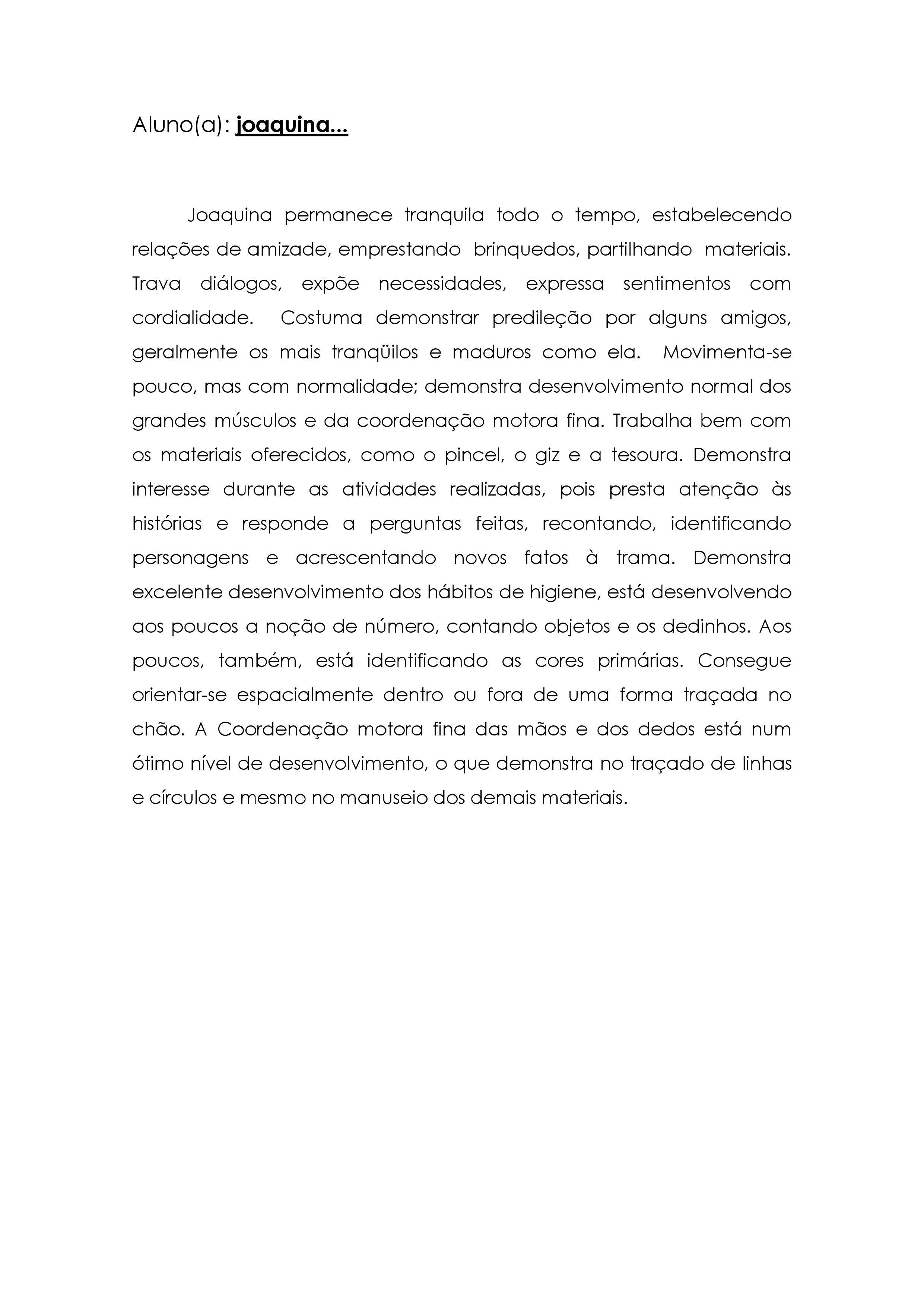 Top Modelo de relatório de avaliação do desempenho escolar SX18