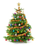 A história da árvore de natal