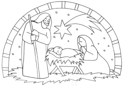 personagens de presépio para montar recortar natal atividade (65)