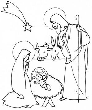 personagens de presépio para montar recortar natal atividade (66)