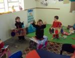 O que trabalhar com crianças do maternal 1