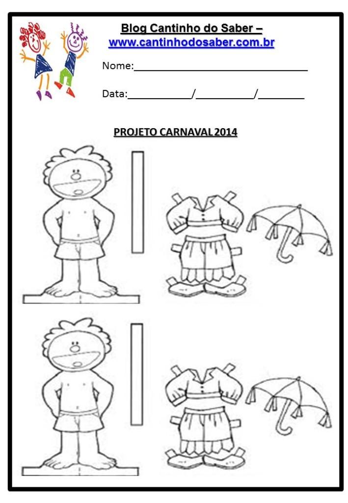 Atividades Sobre o Carnaval para Educação Infant (1)