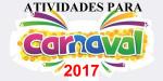 Projeto Carnaval da Alegria 2017