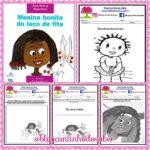 Atividade Para Trabalhar com o Livro Menina Bonita do Laço de Fita