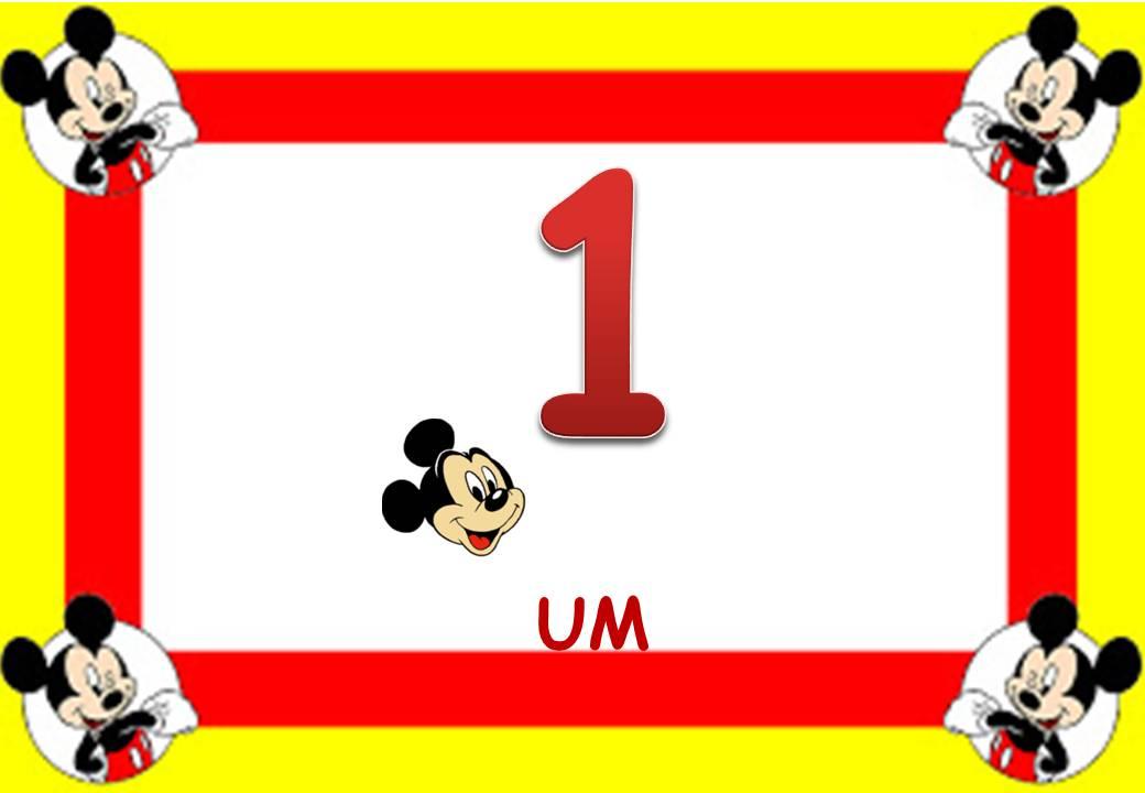 Arquivos Cartaz Com Numero E Quantidade Do Mickey Para Imprimir