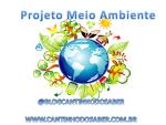Um plano para salvar o planeta (Projeto Meio ambiente)