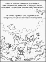 Atividades do dia das crianças para imprimir