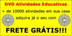 DVD Atividades Educativas em sua casa – Super Promoção!