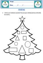 Atividades de Natal para Educação Infantil – Ensino Remoto