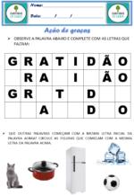 O Livro da GRATIDÃO – Narrado em Português