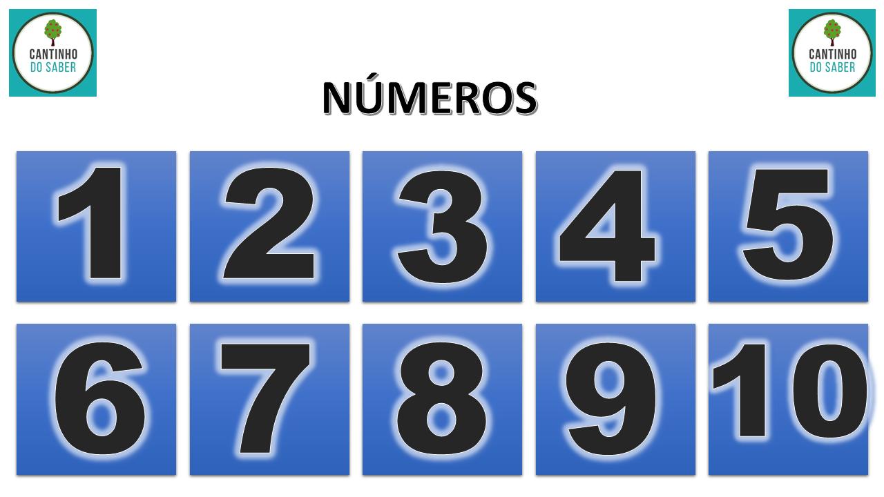 modelo para atividade de matemática numeros
