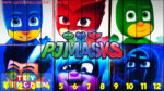 10 Quebra-Cabeças do PJ Masks – Brincadeiras e Jogos para as férias