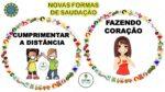 Cartazes de Saudação para Volta as Aulas – Pós Pandemia