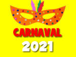 Máscaras de carnaval para imprimir e recortar 2021