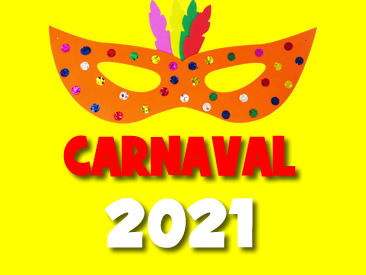 CARNAVAL 2021 MASCARAS