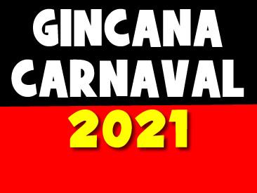 GINCANA VIRTUAL 2021 CARNAVAL