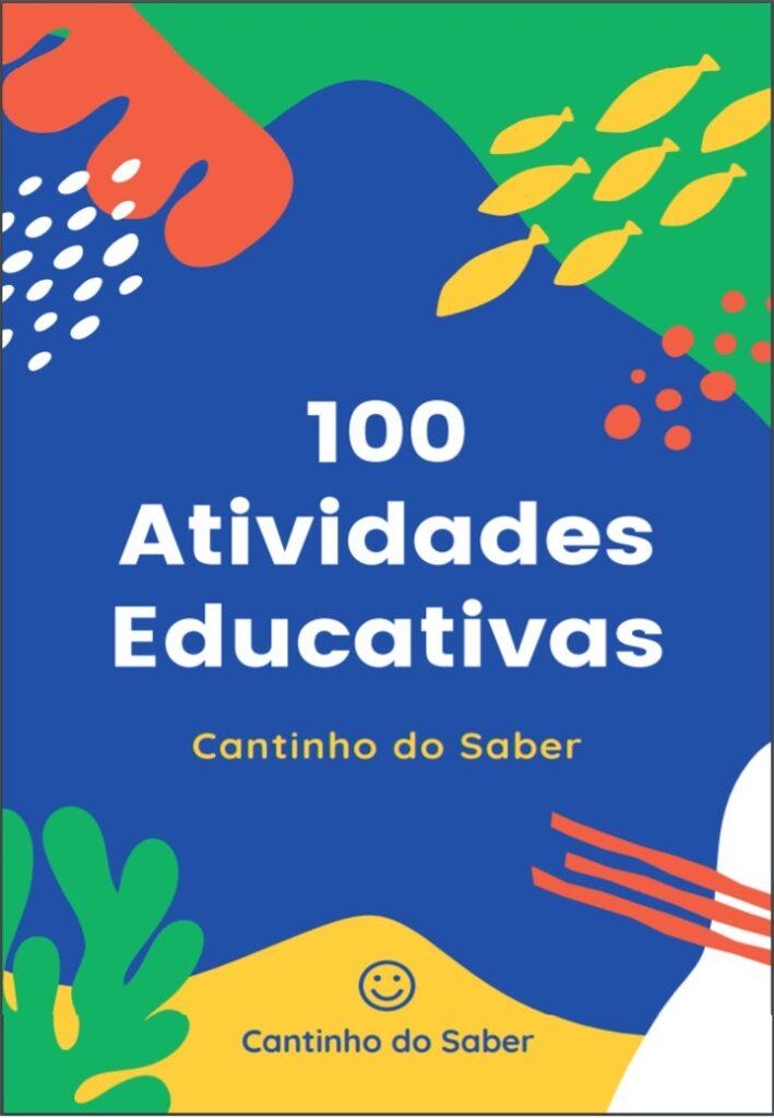 LIVRO 100 ATIVIDADES DE ALFABETIZAÇÃO