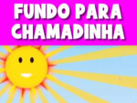 Background para chamadinha virtual [SEM LOGOTIPOS]