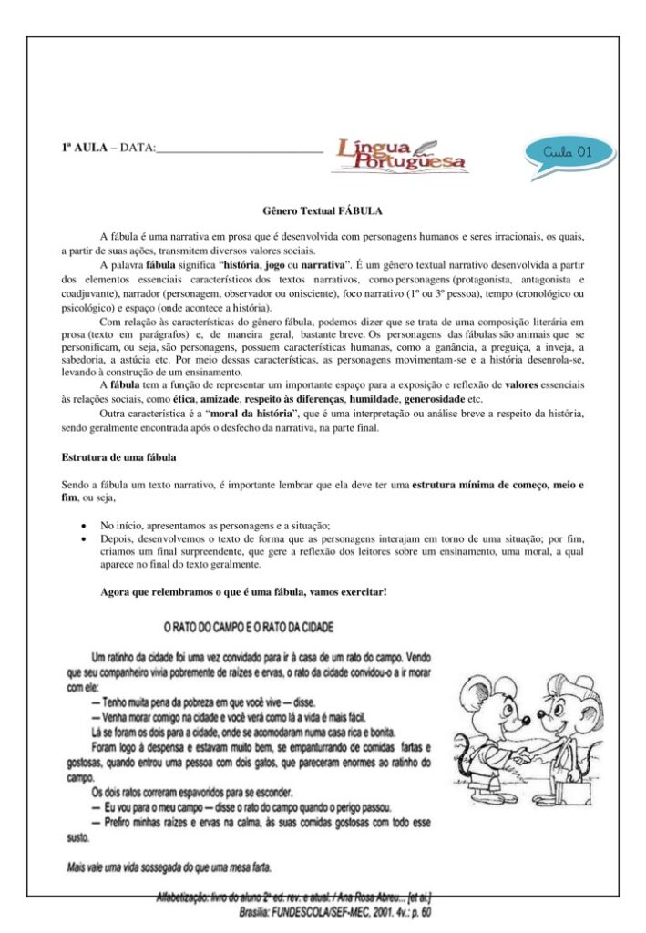 CADERNO DE ATIVIDADES 5 ANO