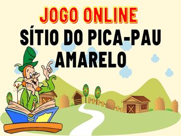 JOGO ONLINE DO SÍTIO DO PICAPAU AMARELO