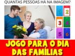 Jogo do dia das famílias – Quiz Show