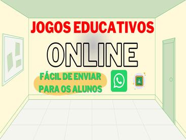JOGOS EDUCATIVOS ONLINE