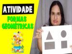 COMO TRABALHAR AS FORMAS GEOMÉTRICAS NO MATERNAL E EDUCAÇÃO INFANTIL