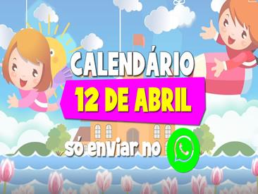 calendário para aulas online