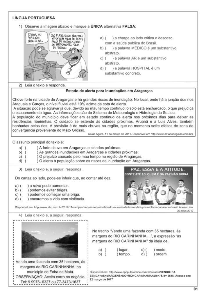 CADERNO DE ATIVIDADES 3º PERÍODO EJA