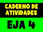 Caderno de Atividades do EJA para o 4º período (Atualizado 2021)