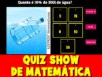 Jogo de matemática resolva os probleminhas