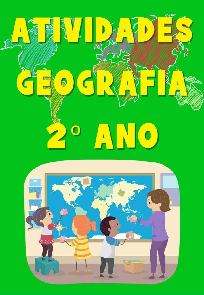 CADERNO DE ATIVIDADES PARA GEOGRAFIA 2 ANO