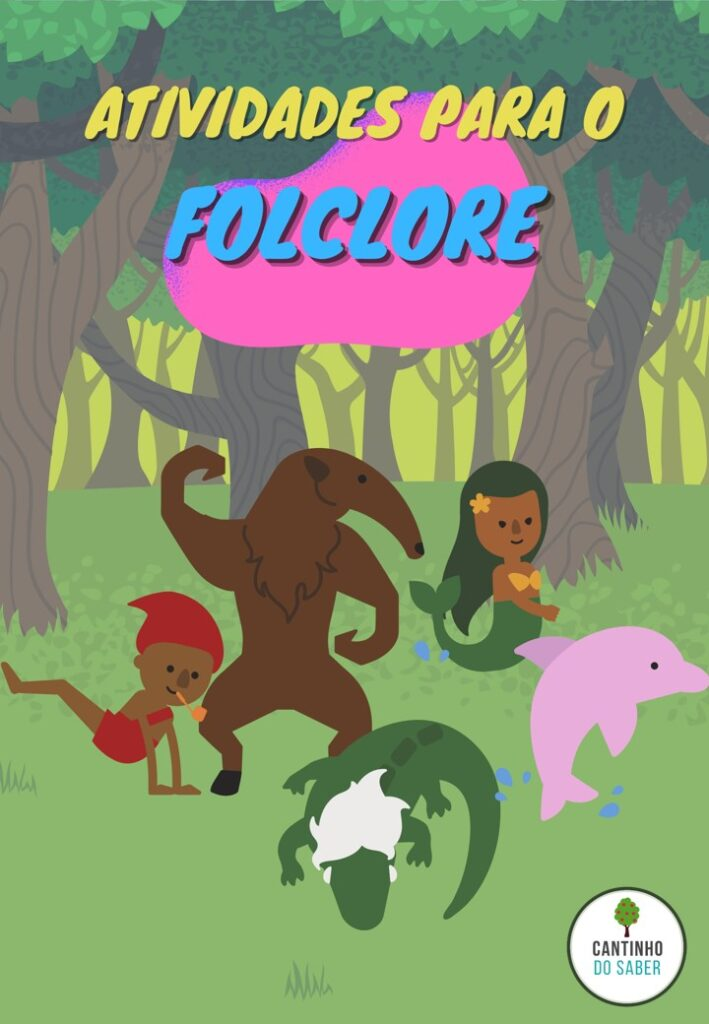 30 atividades para folclore
