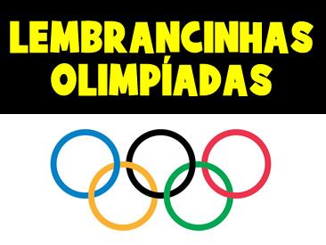 LEMBRANCINHAS OLIMPÍADAS