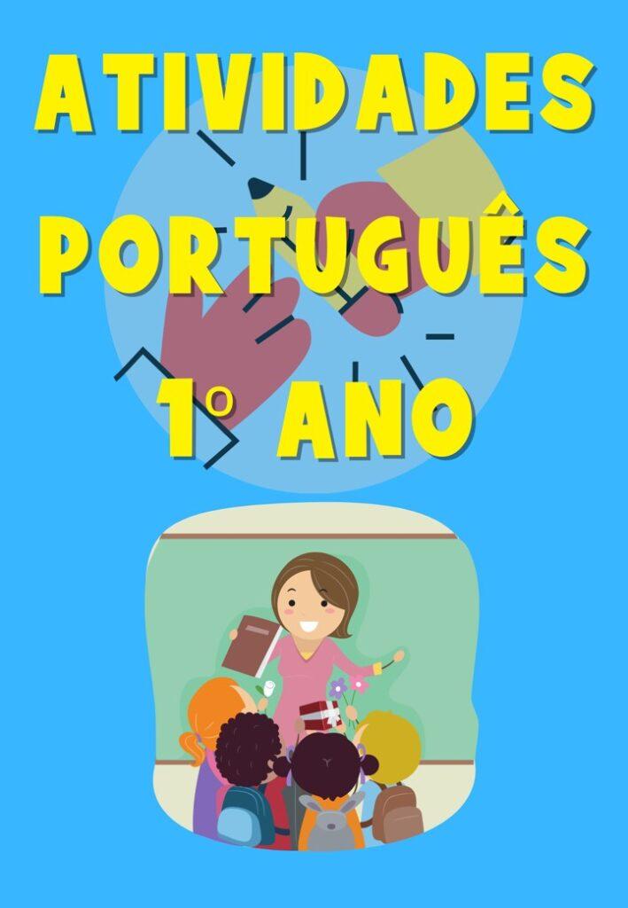 APOSTILA DE ATIVIDADES DE PORTUGUÊS PARA O 1 ANO