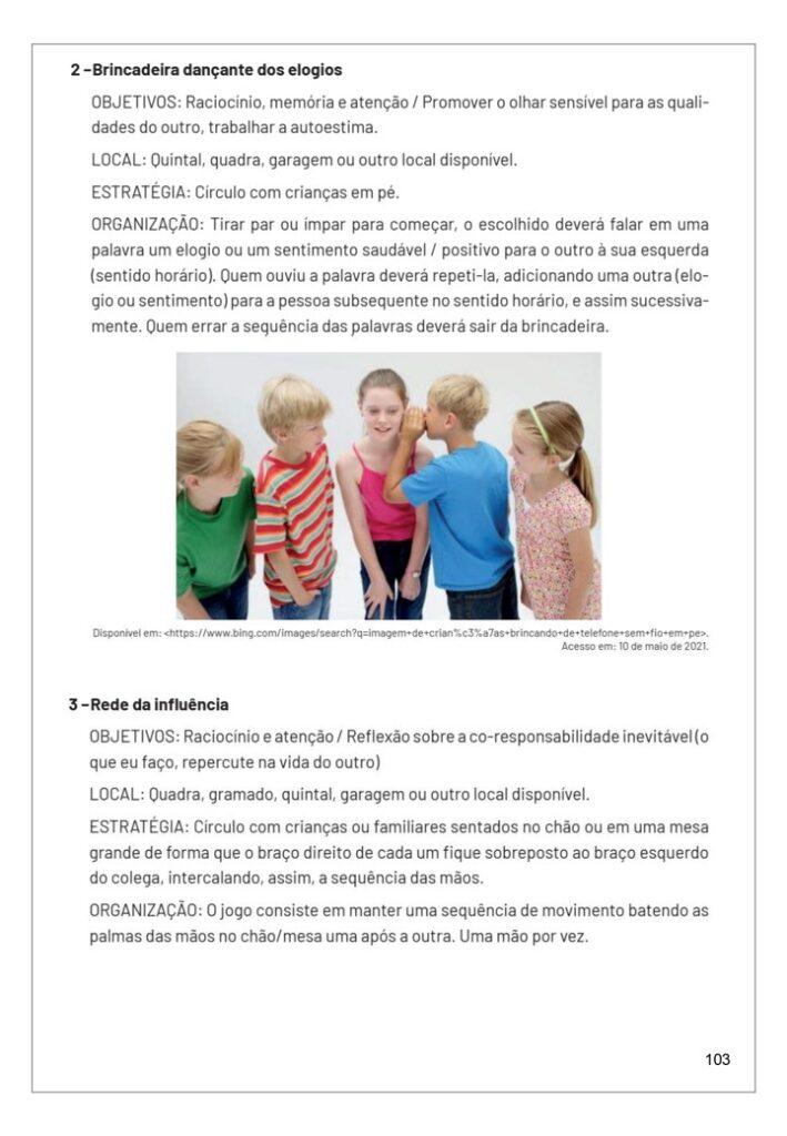 APOSTILA ATIVIDADES DO PET 5 ANO EDUCAÇÃO FÍSICA